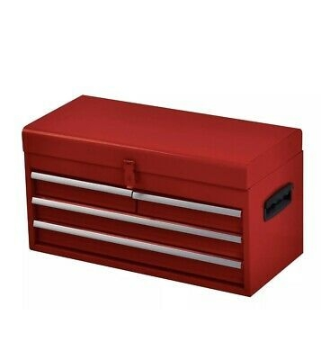 Halfords 275piece tool chest with lock handle socket spanners sockets