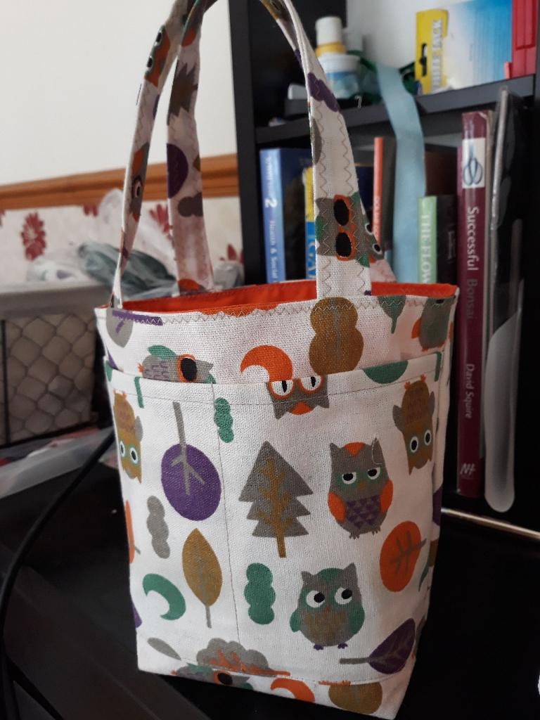Handmade beautiful fabric bags