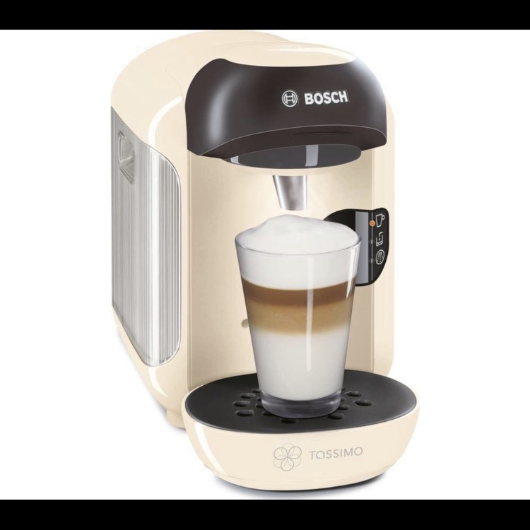 Bosch Tassimo Vivy 2 in cream