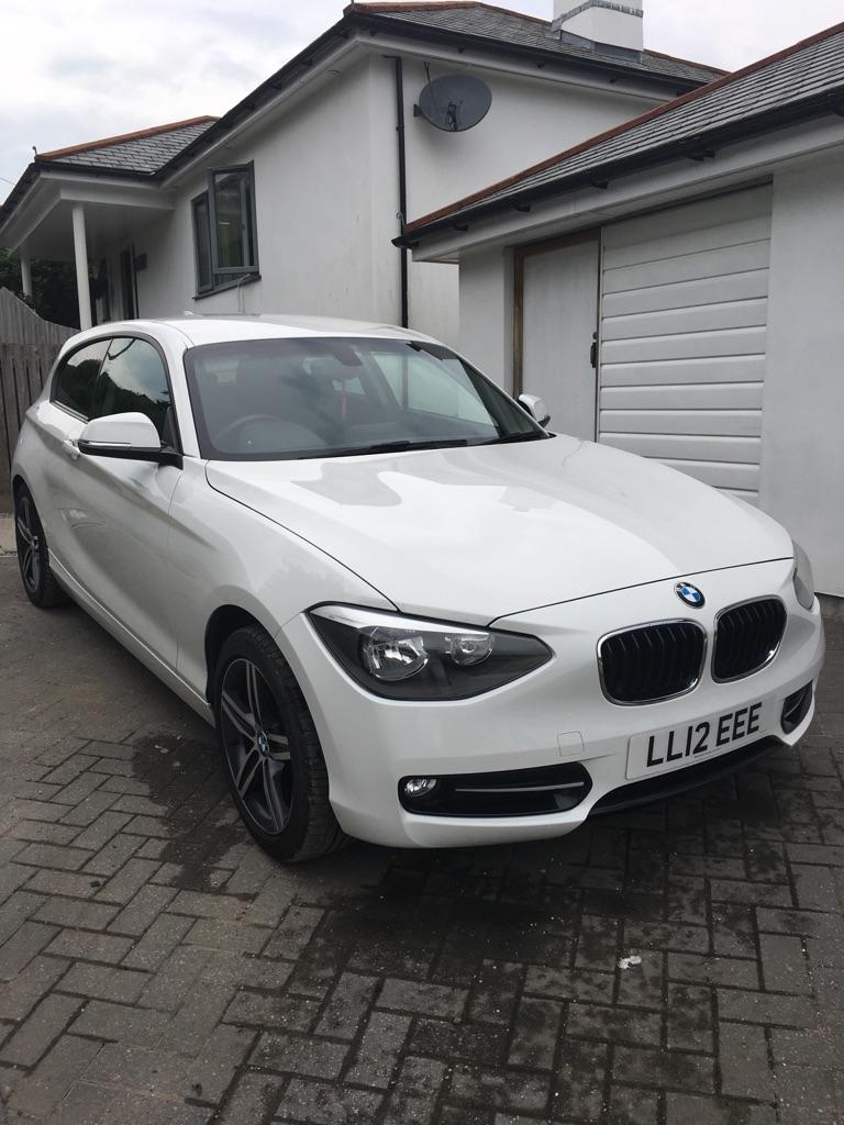 BMW 116i 62plate (2013)