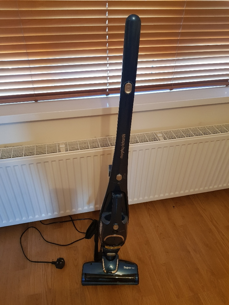 Morphy Richard's 2 in 1 cordless hoover