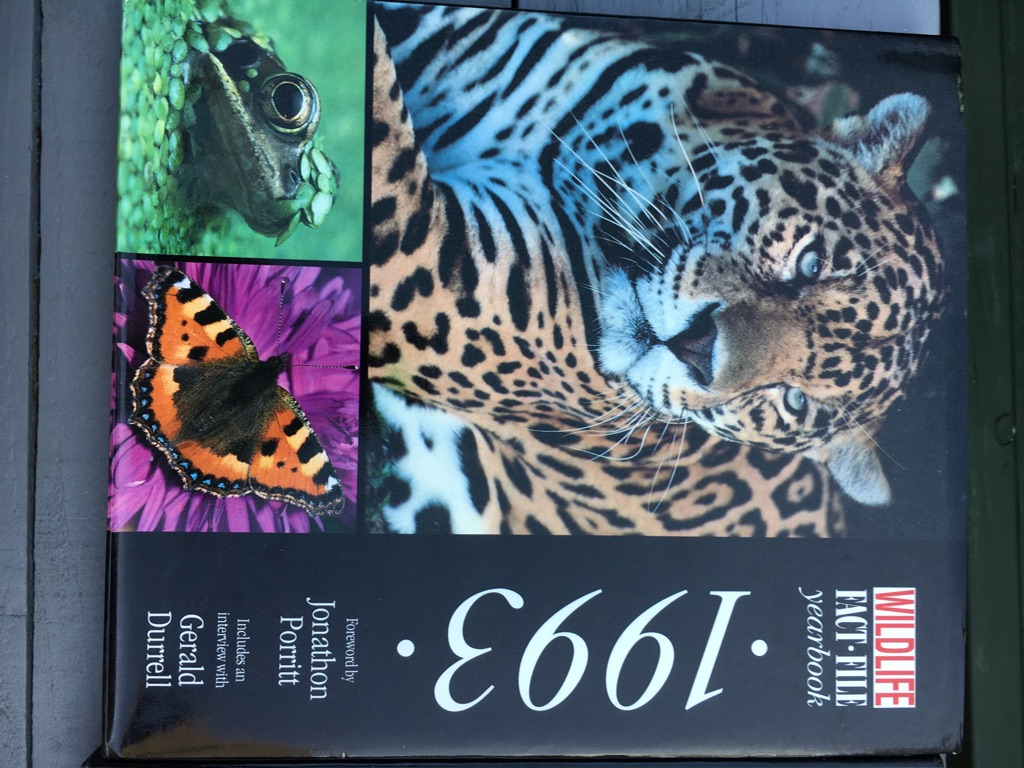 Fact finding wildlife books