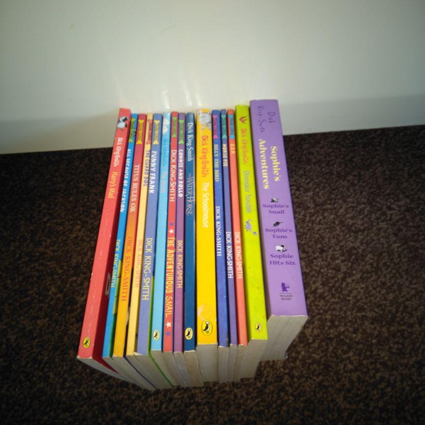 Dick king smith books x 15