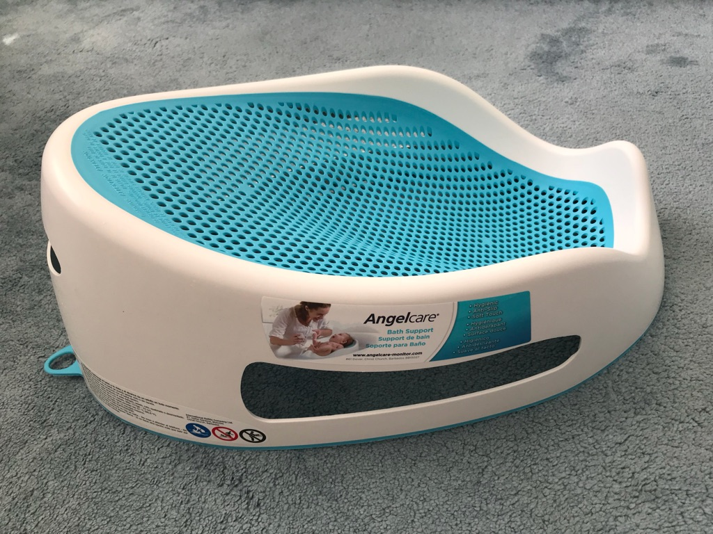 Angelcare baby bath seat support