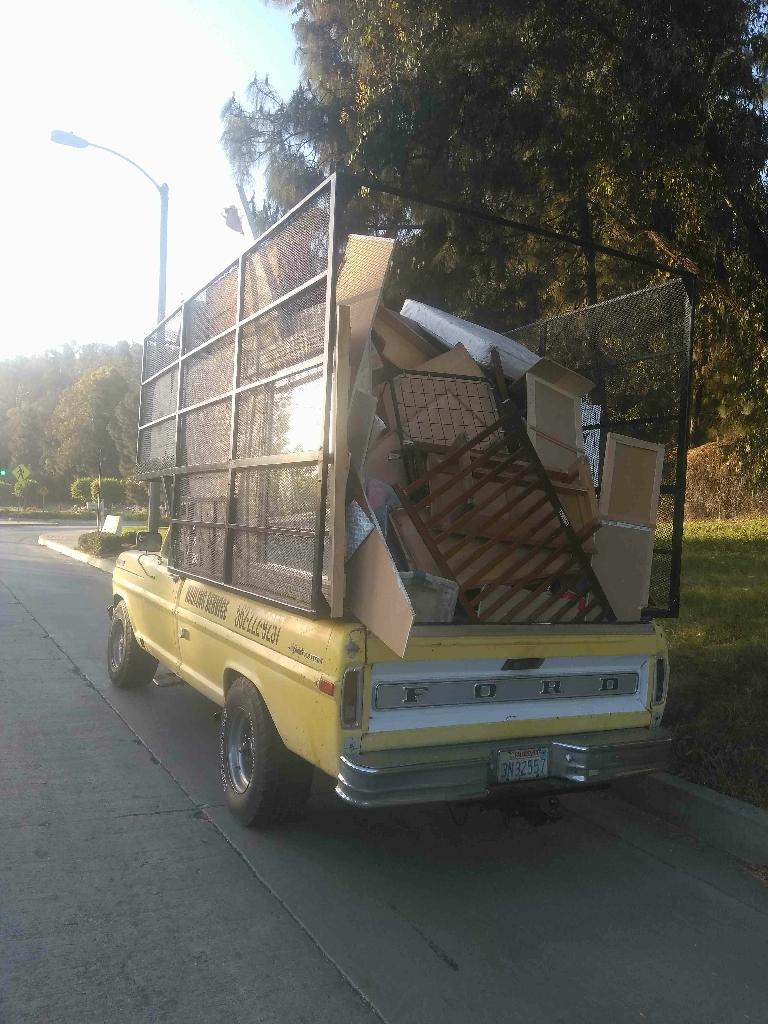 Junk haulers