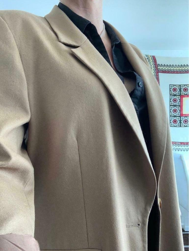 Vintage Pendleton 100% Wool Blazer