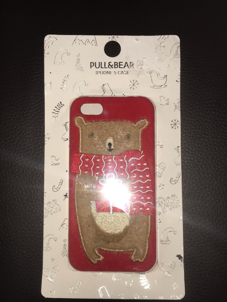 Pull and Bear IPhone 5 Case 🐻