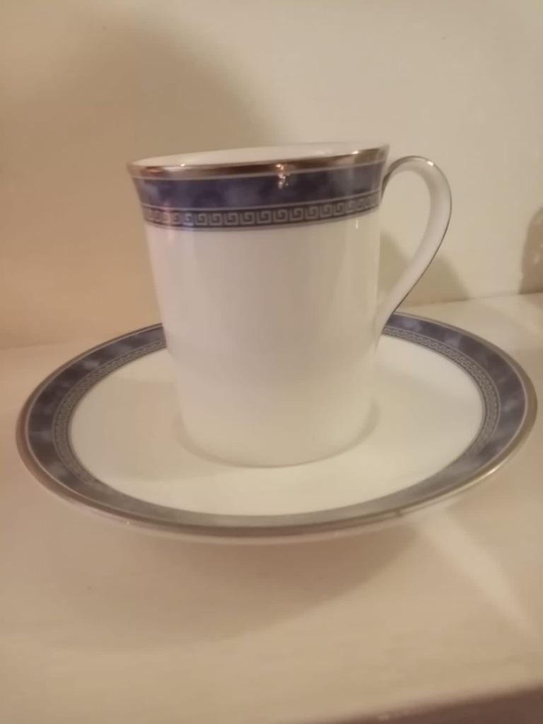 ROYAL DOULTON Atlanta Coffee Set Never Used