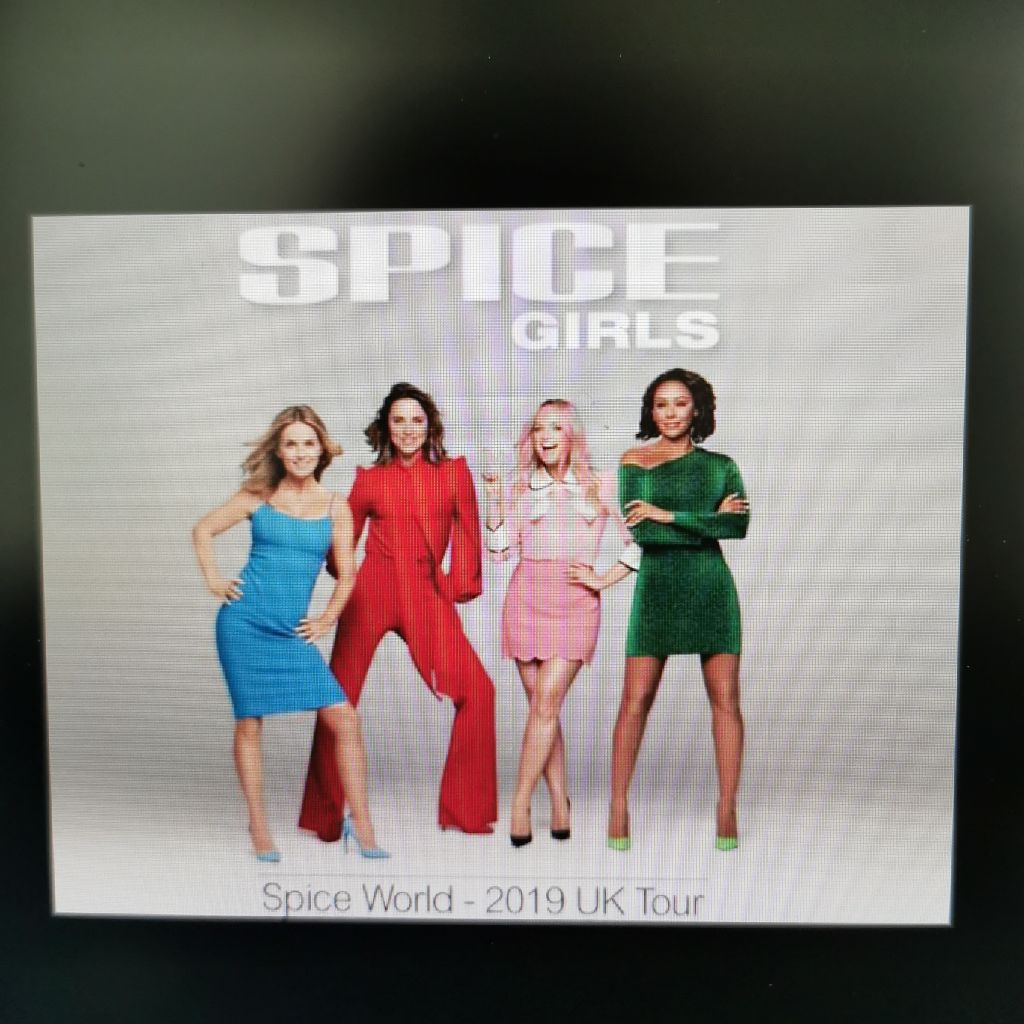 1 Spice Girls Golden Circle ticket for 8th June @ Murrayfield