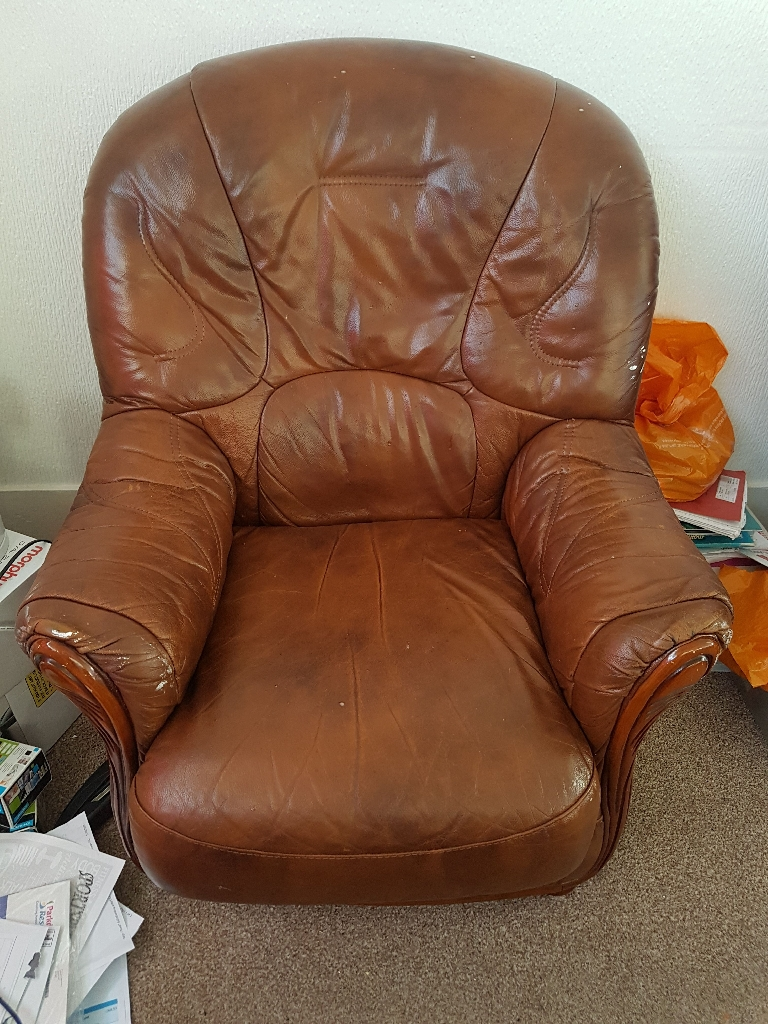 Three seater sofa and X2 one seater sofas