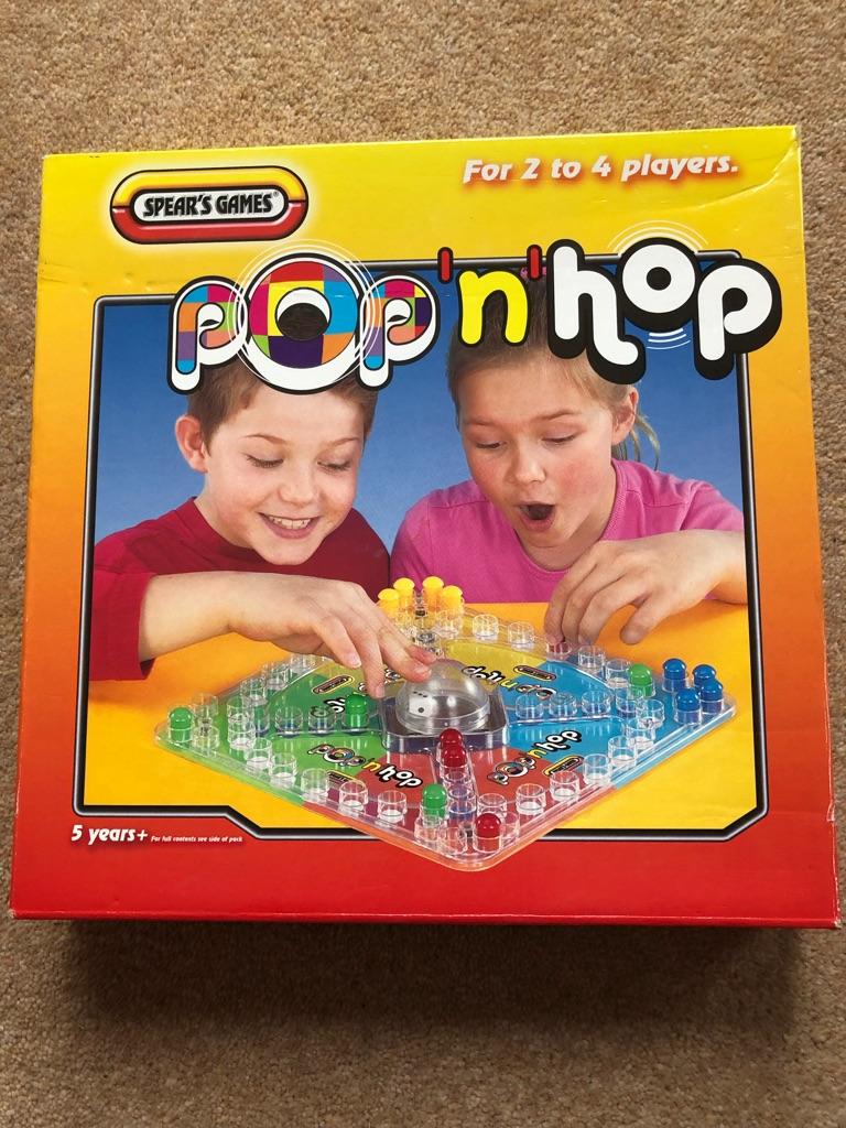 Pop 'n' Hop Game
