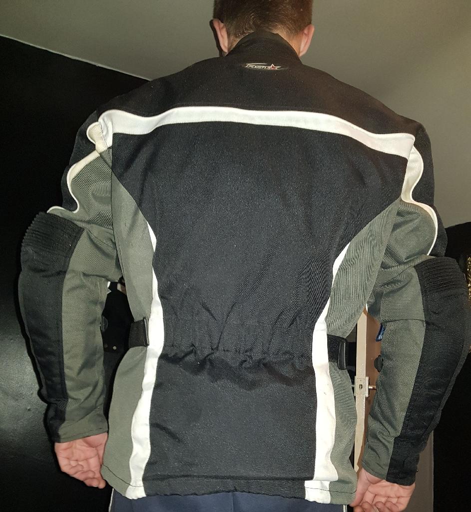 Motor bike clothing and equipment