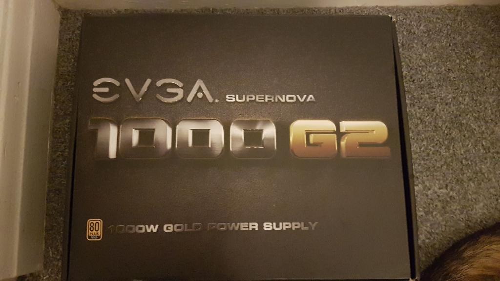 EVGA 1000 G2 Power Supply