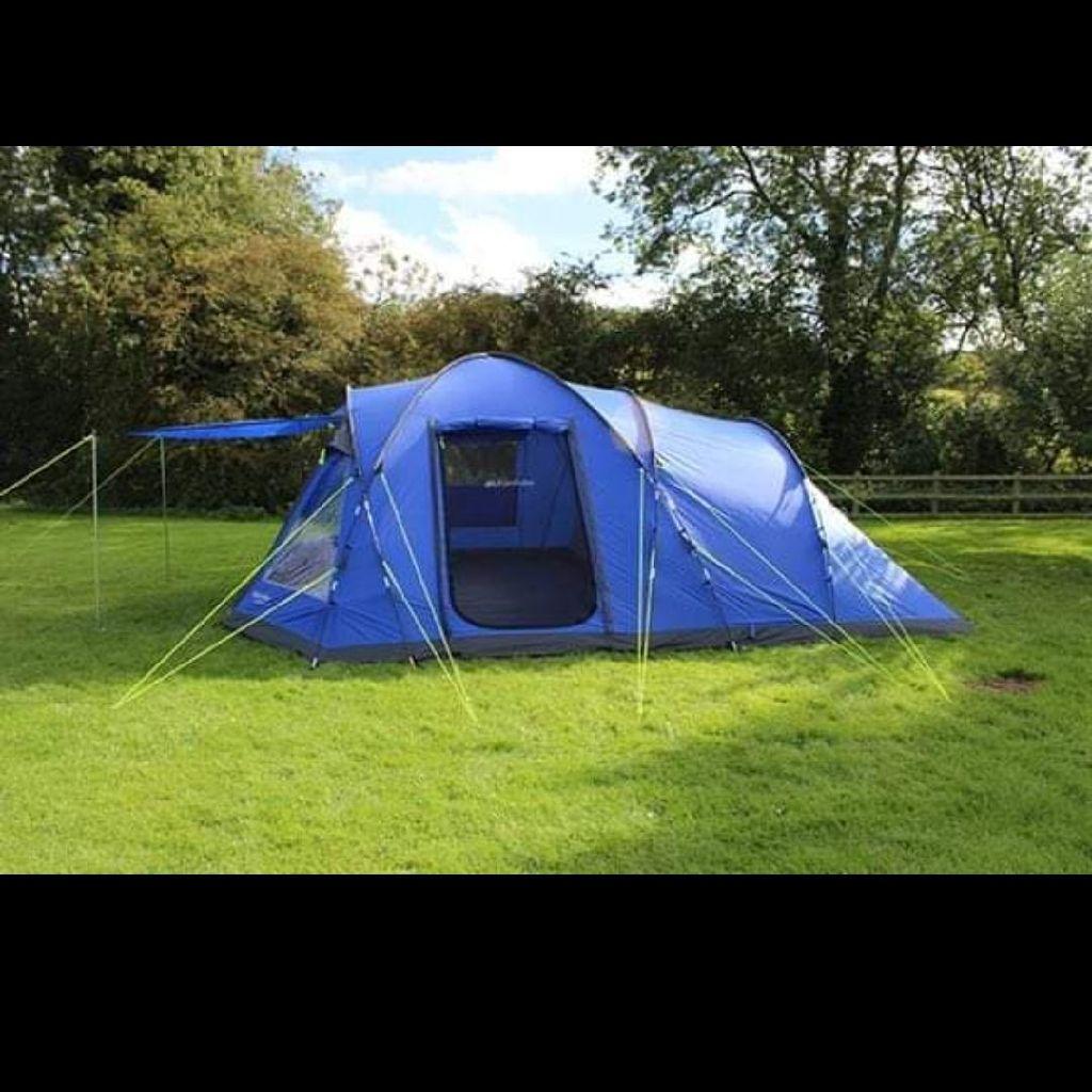 new styles 49eaf 6b891 Eurohike bowfel 6 man tent