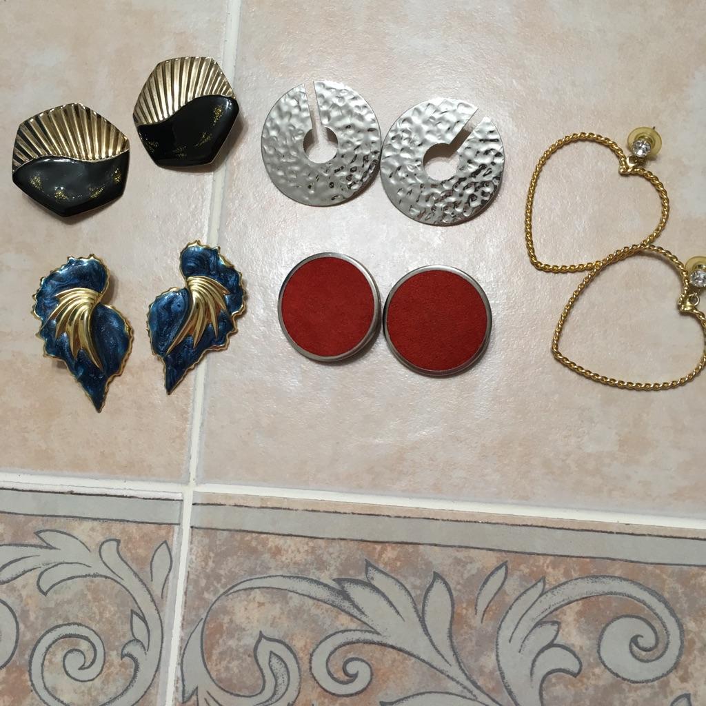 Decorative EarRing's