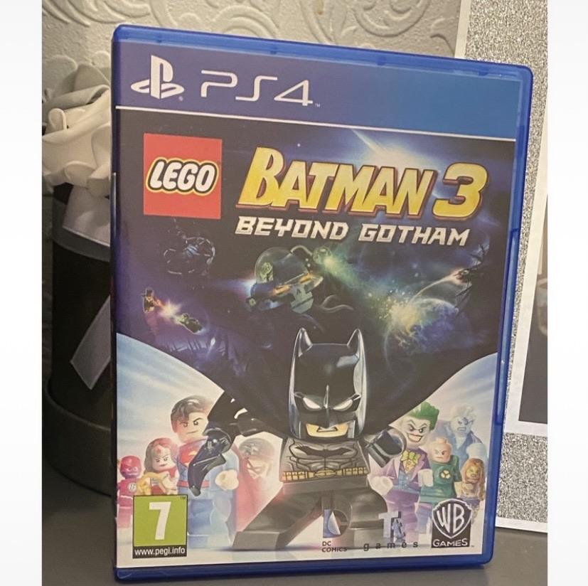 PS4: Lego Batman 3 Beyond Gotham