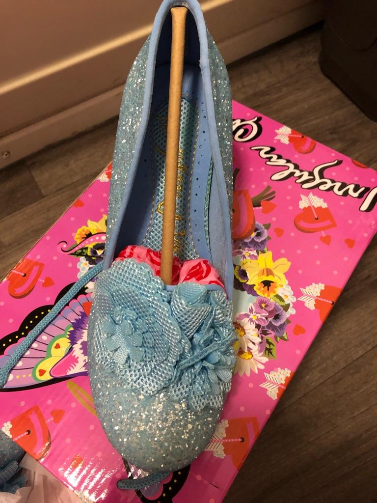 Banjolele Irregular choice shoes