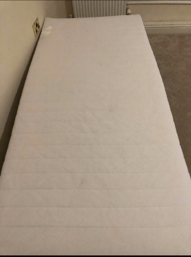 IKEA Malfors Single Mattress RRP £85