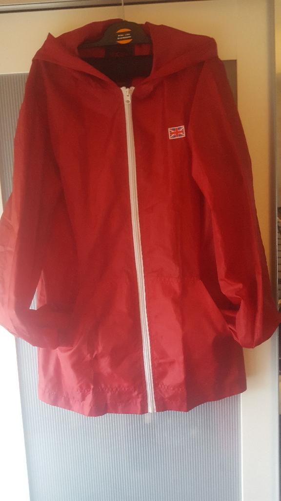 Waterproof Red Jacked