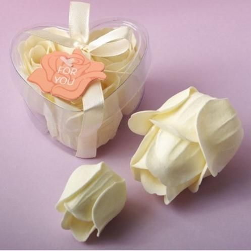 IVORY DELICATE ROSE SOAP