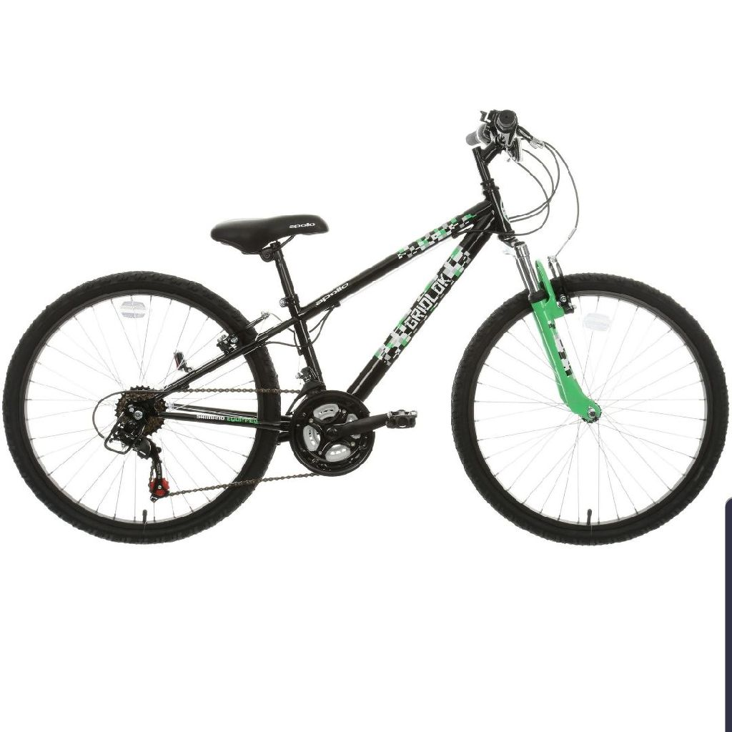 Apollo Gridlok Junior Mountain Bike  -24""