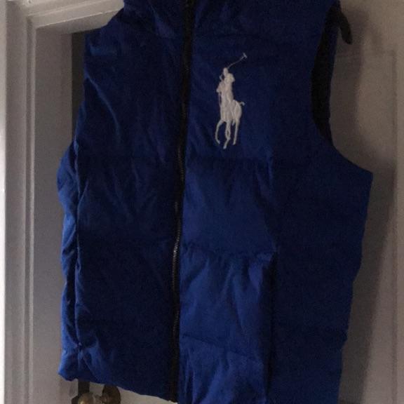 Boys polo jacket