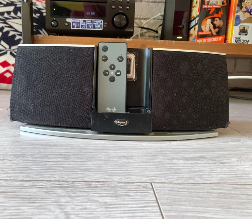 Klipsch Stereo Speakers