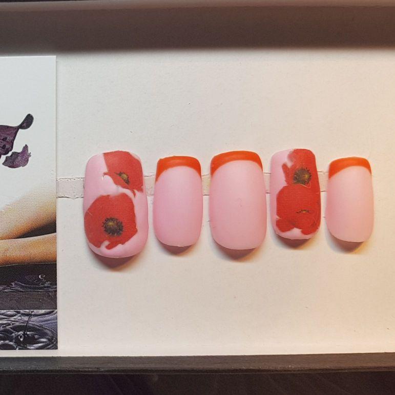 Bespoke reusable nails to your door