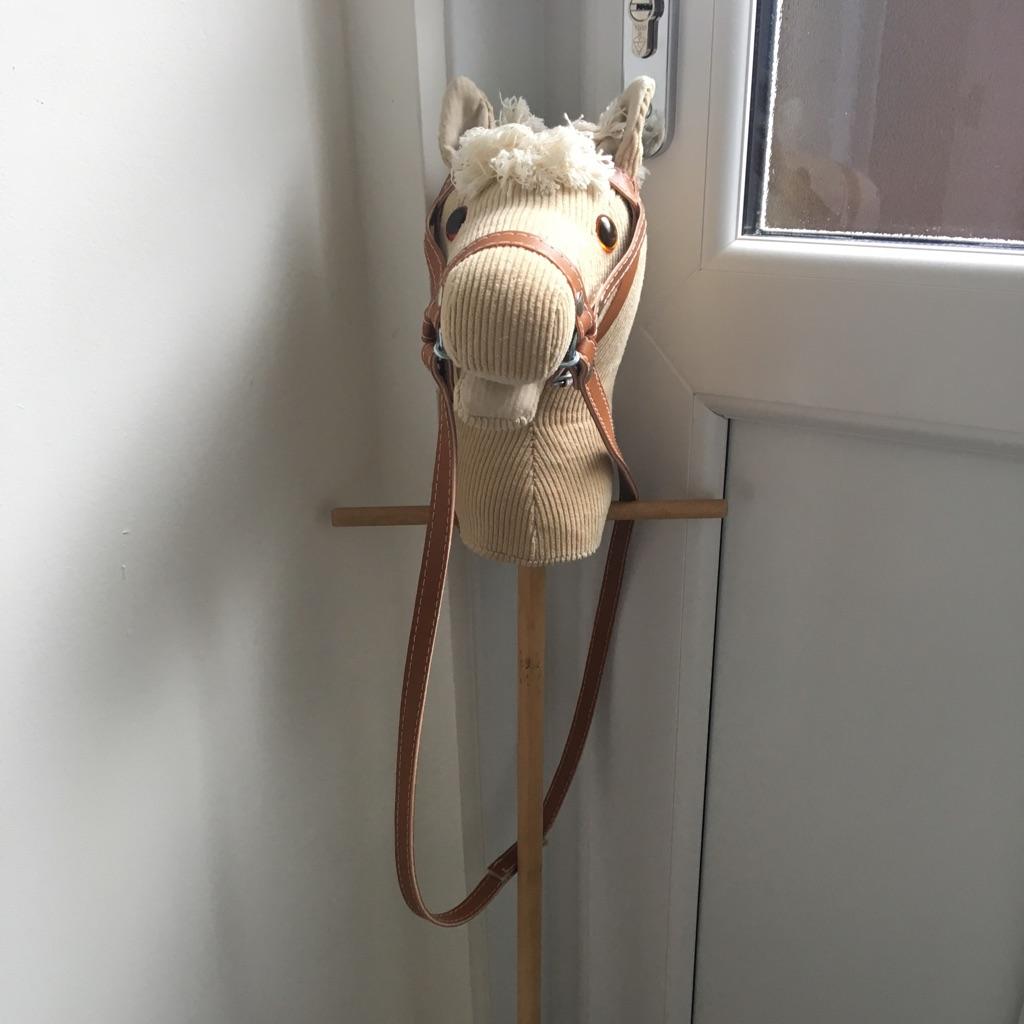 Traditional Children's Hobby Horse