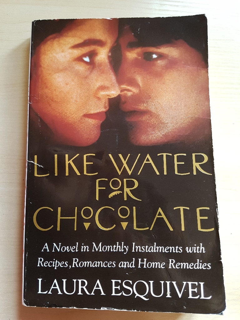 Like Water For Chocolate by Laura Esquivel (RRP £6.99)