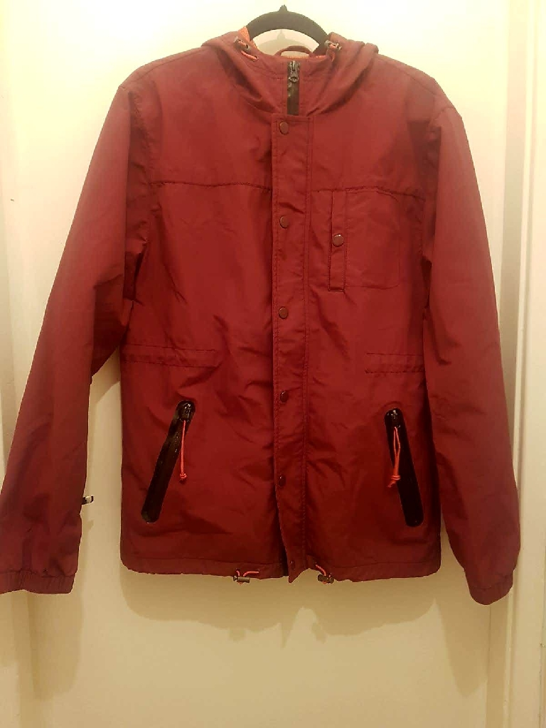 Mens ASOS Worland all weather waterproof coat