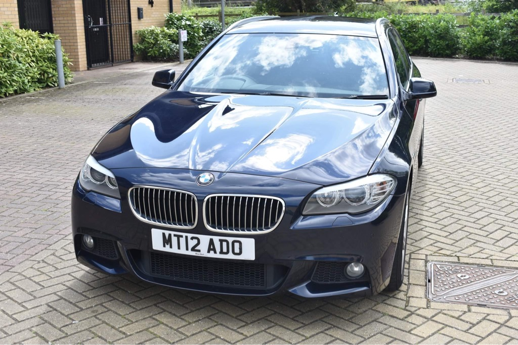 BMW 520D, M-Sport, 2012 Reg