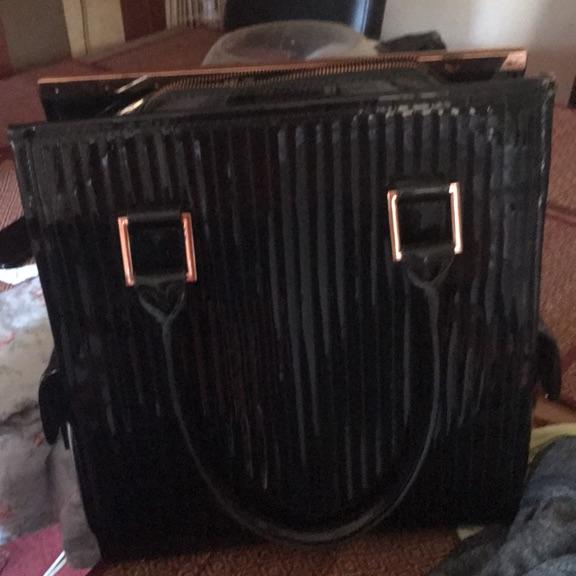 Black Ted Baker handbag