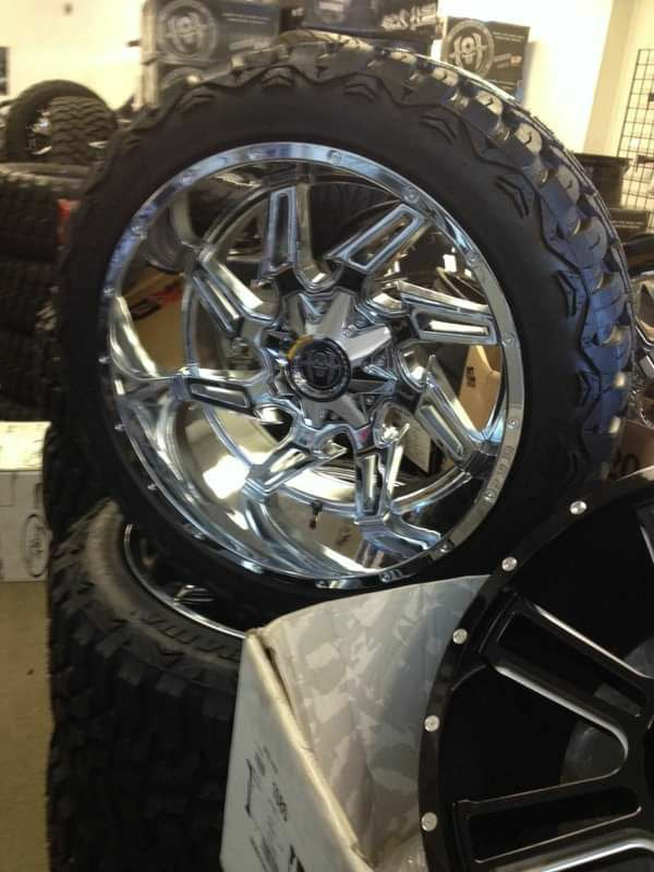 Rim and tire packages NO MONEY DOWN NO CREDIT NEEDED @DAYTON AUTO TRENDZ