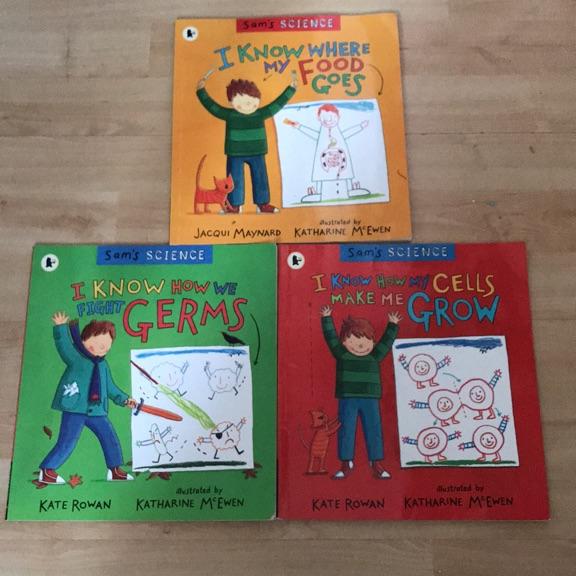Sam Science Books