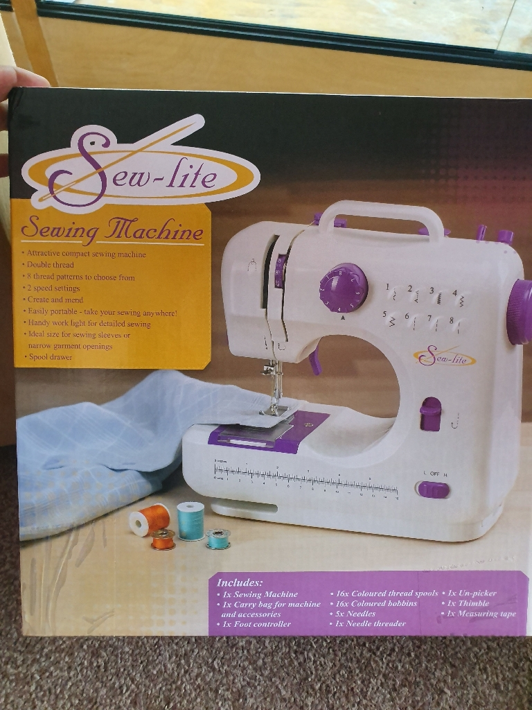Sew lite sewing machine