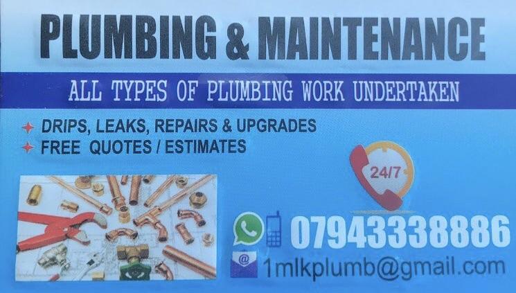 Plumbing - Plumber