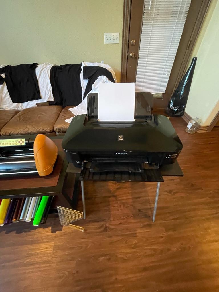 T-shirt business Supplies (Heat Press,Vinyl Cutter,Printer, T-Shirts And more!)