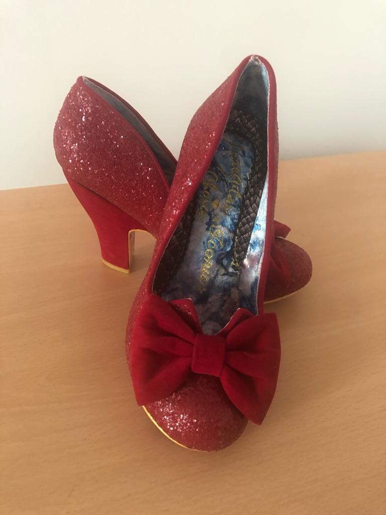 Irregular Choice Heels - Size 3/36
