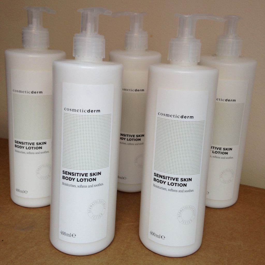 cosmeticderm 1,20 each or 5£ all