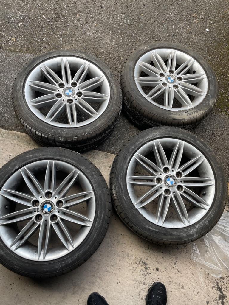 "BMW 17"" Msport 1Series"