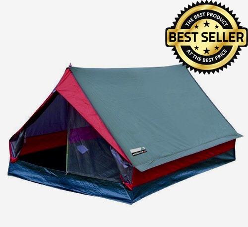 2 X High Peak Minipack 2-people Outdoor Tent