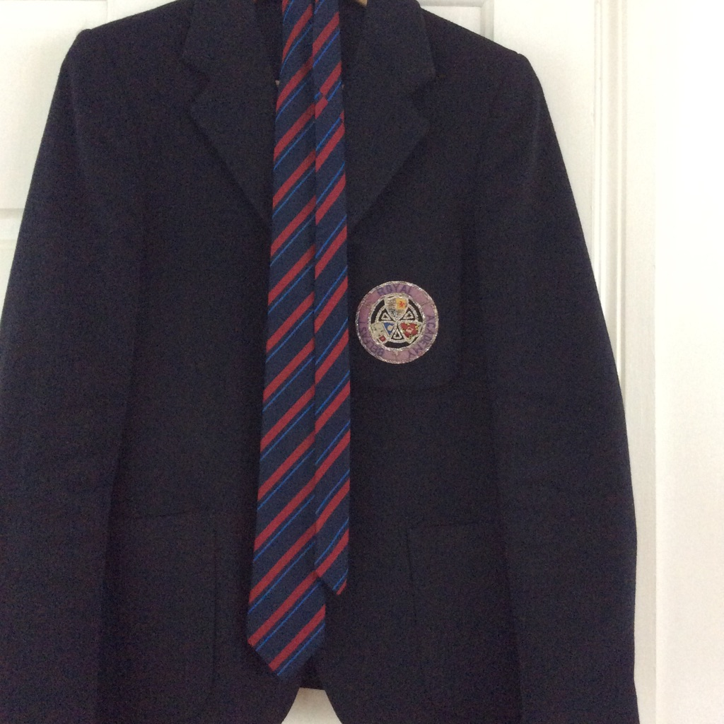 Belfast Royal Academy Uniform 6th Form girls Blazer, skirt, jumper & tie