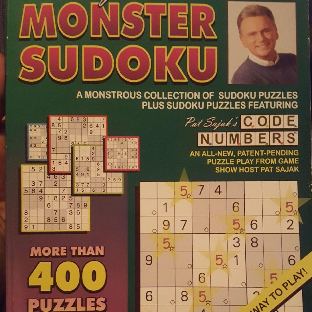 Sudoku 400 puzzles copyright 2006