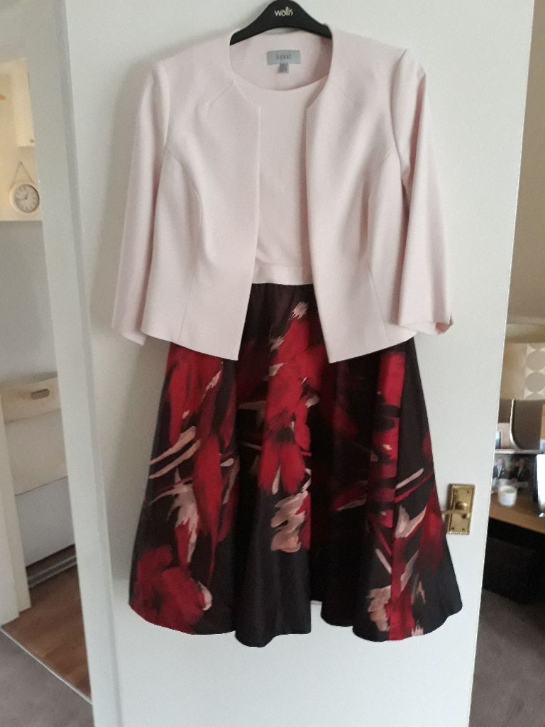 COAST dress and matching jacket