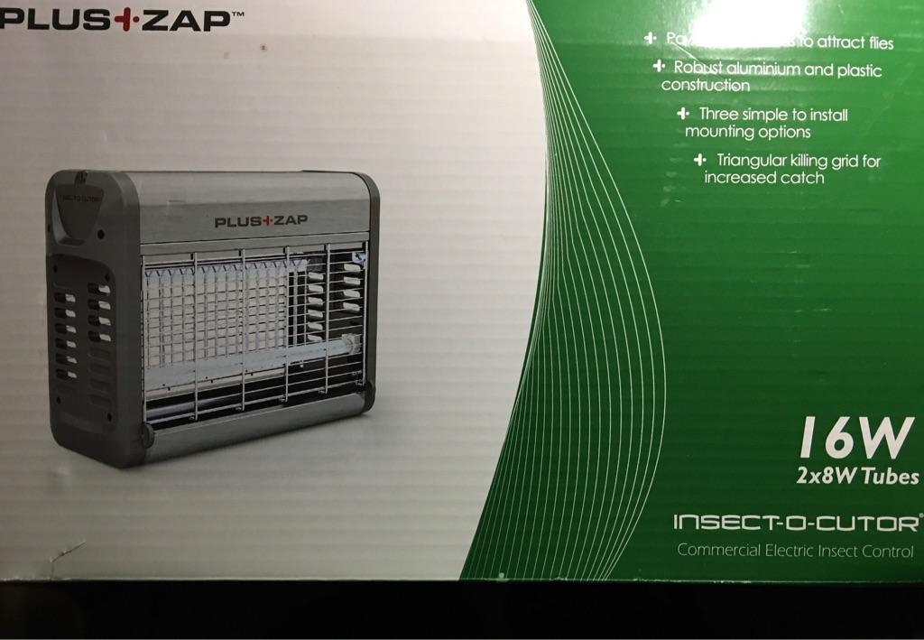 Brand new fly zapper killer light