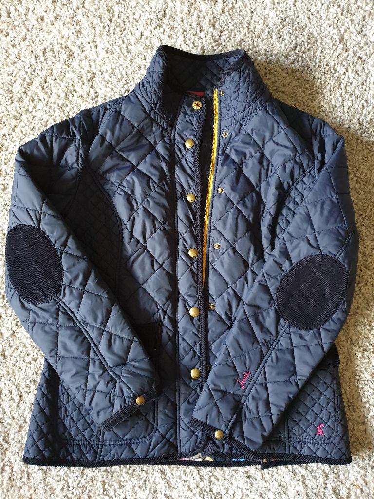 Joules 14 quilted jacket