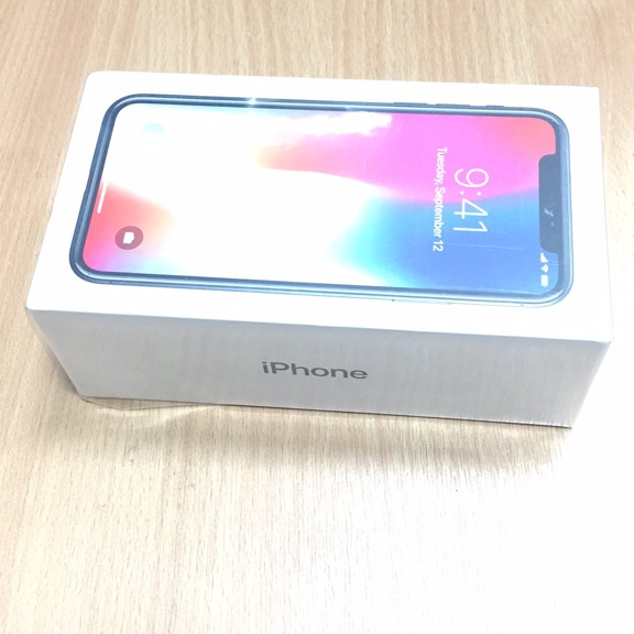 Brand new iPhone X.  iPhone 10