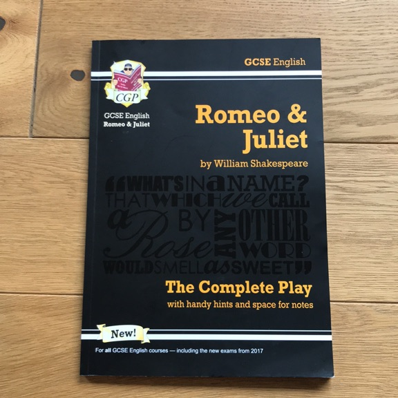 ROMEO AND JULIET COMPLETE PLAY CGP