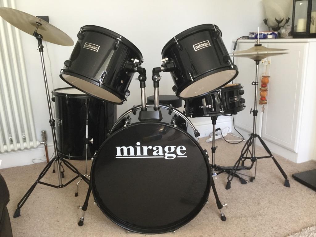 Drum kit Mirage 5 piece